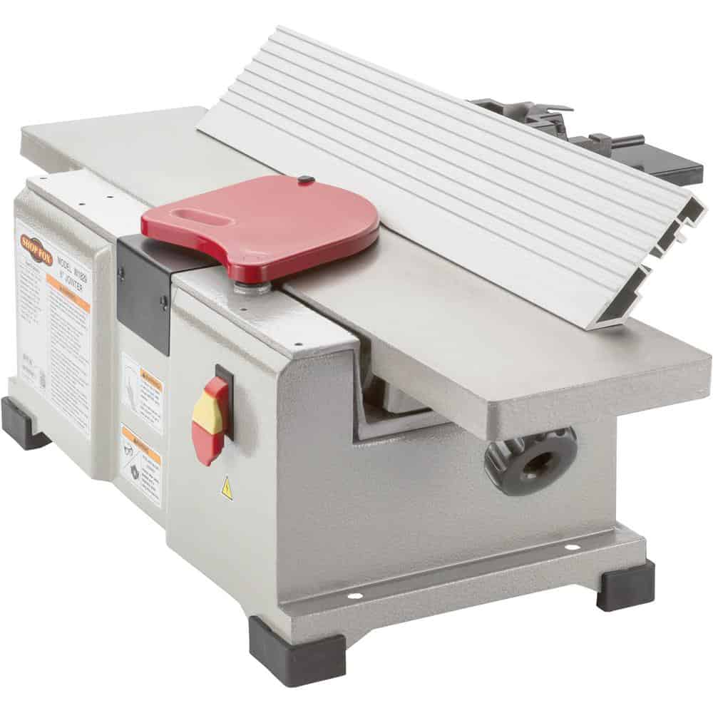 "Shop Fox W1829 6"" Benchtop Jointer"