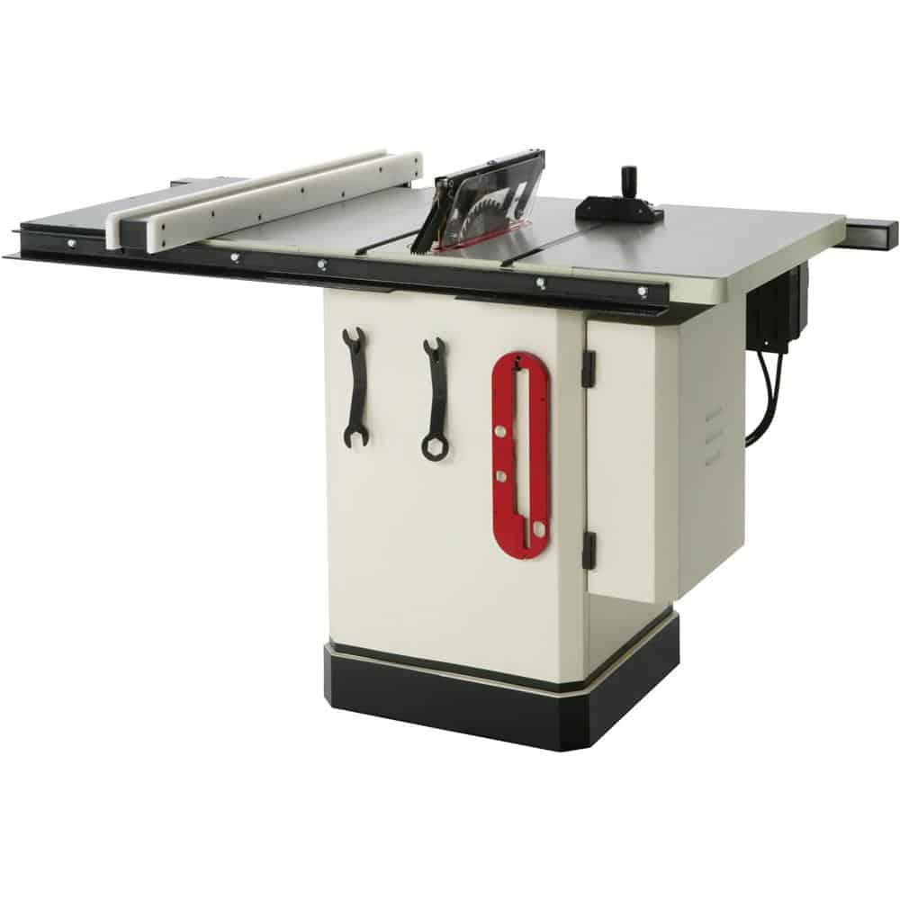 "Shopfox W1819 10"" 3 HP Cabinet Table Saw"